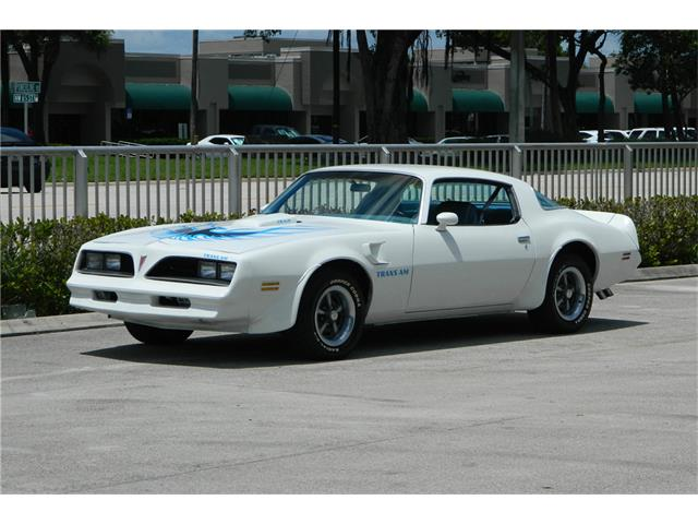 1978 Pontiac Firebird Trans Am | 936541