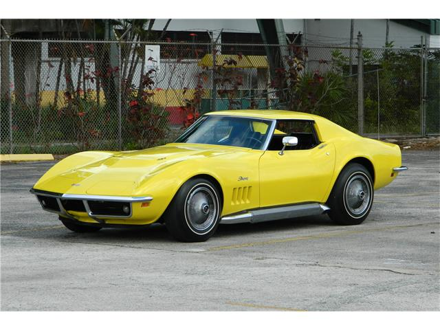 1969 Chevrolet Corvette | 936571