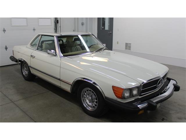 1975 Mercedes-Benz 450SL   936586