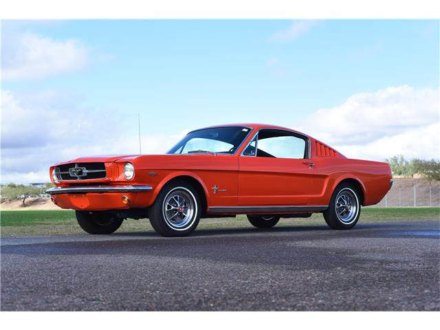 1965 Ford Mustang | 936595