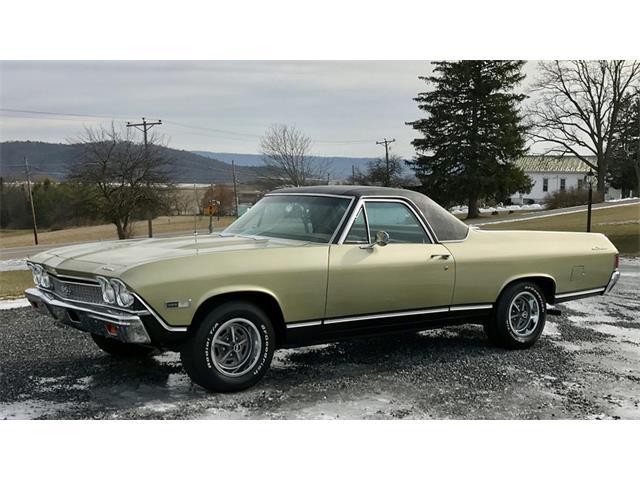 1968 Chevrolet El Camino SS | 936621