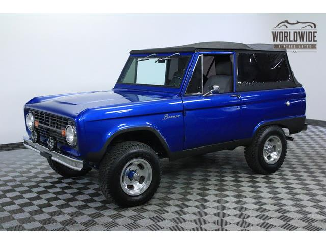 1967 Ford Bronco | 936644