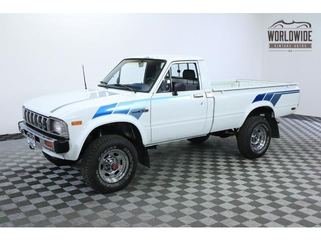1983 Toyota SR5   936645