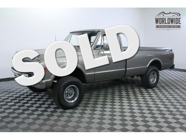 1971 Chevrolet Pickup | 936648