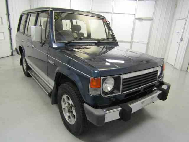 1987 Mitsubishi Pajero | 936657