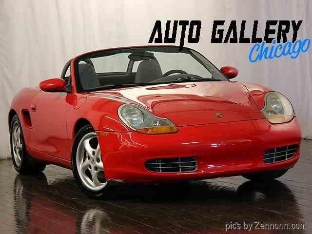 1998 Porsche Boxster | 936660