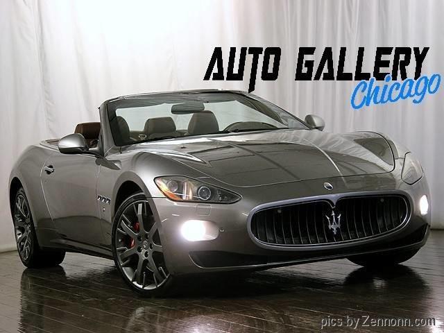 2011 Maserati GranTurismo Convertible | 936664