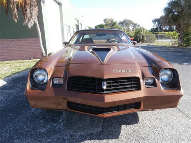 1979 Chevrolet Camaro Z28 | 930667
