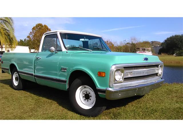 1968 Chevrolet C/K 20 | 930668