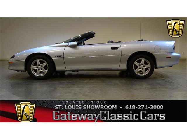 1997 Chevrolet Camaro | 936681