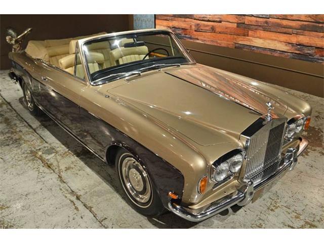 1969 Rolls-Royce Corniche | 936685