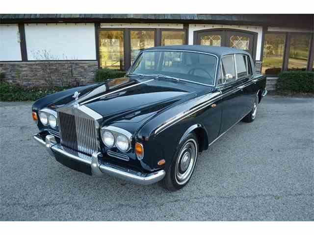 1970 Rolls-Royce Silver Shadow with Division | 936686
