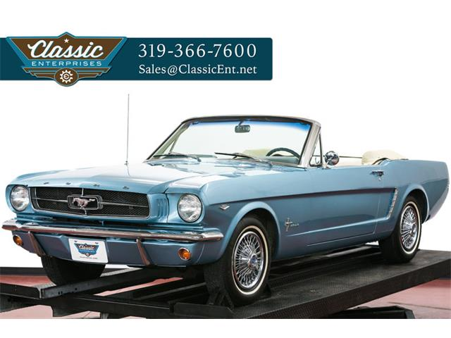 1965 Ford Mustang | 936687