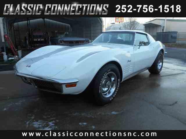 1971 Chevrolet Corvette | 936691
