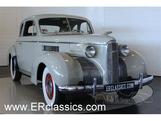 1939 Cadillac LaSalle | 936693