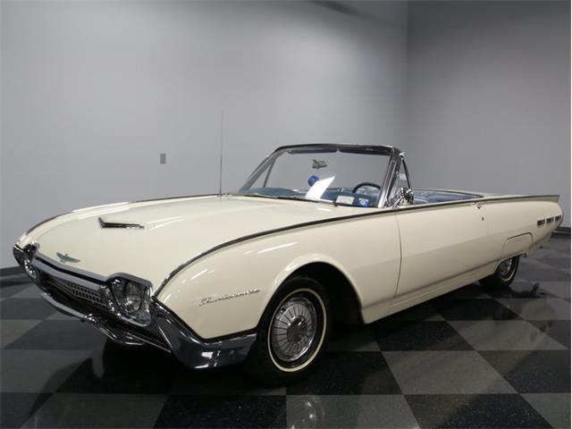 1962 Ford Thunderbird | 936695