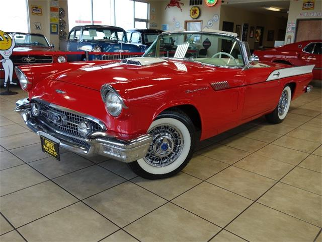 1957 Ford Thunderbird | 936700