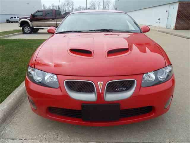2005 Pontiac GTO | 936708