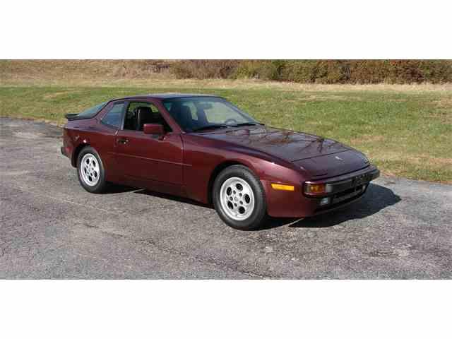 1986 Porsche 944 | 936713
