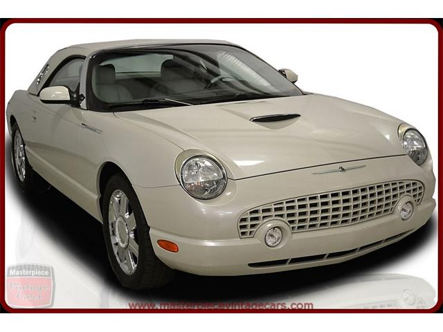 2005 Ford Thunderbird 50th Anniversary Convertible | 936719