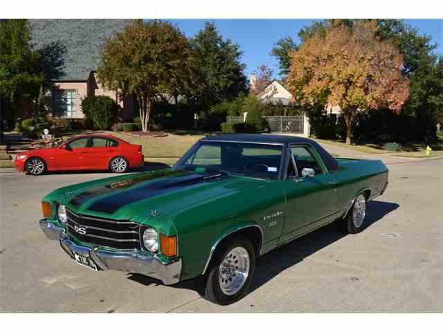 1972 Chevrolet El Camino SS | 936723