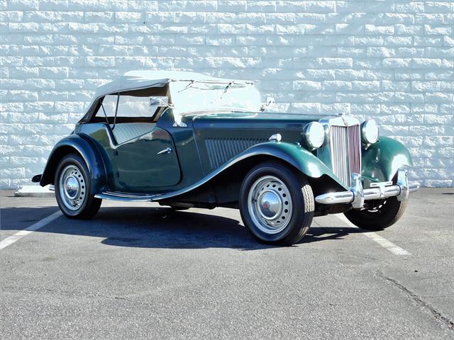 1952 MG TD | 936725
