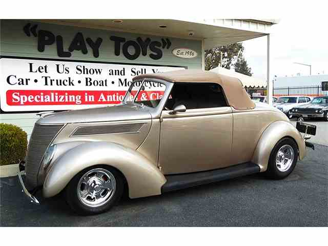 1937 Ford Cabriolet | 930673