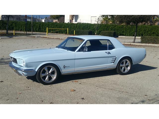 1966 Ford Mustang | 936738