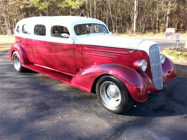 1936 Chevrolet Custom | 936741