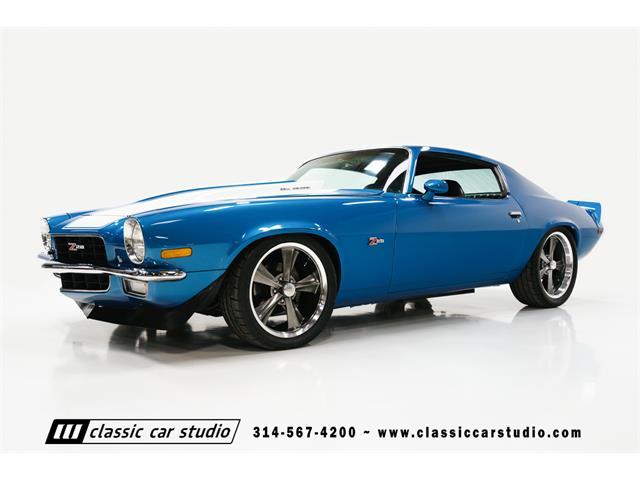 1972 Chevrolet Camaro | 936745