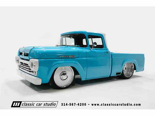 1960 Ford F100 | 936748