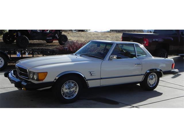 1975 Mercedes-Benz 450SL | 936754