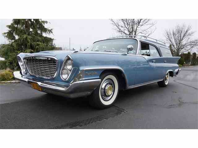 1961 Chrysler New Yorker 9Passenger Wagon | 936763