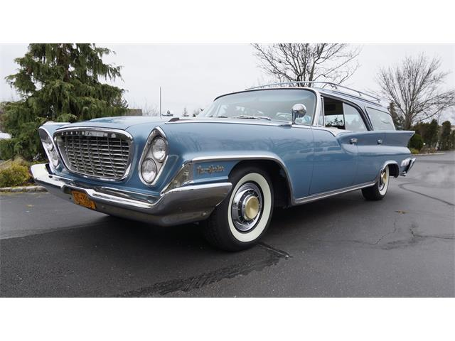 1961 Chrysler New Yorker 9Passenger Wagon | 936763