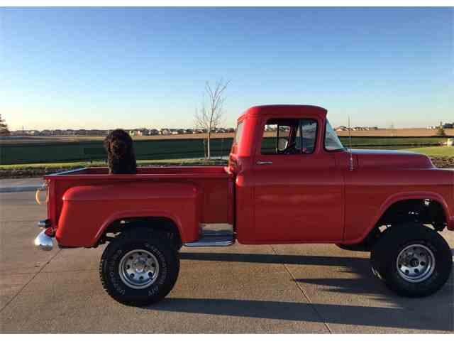 1956 Chevrolet 3100 | 936765