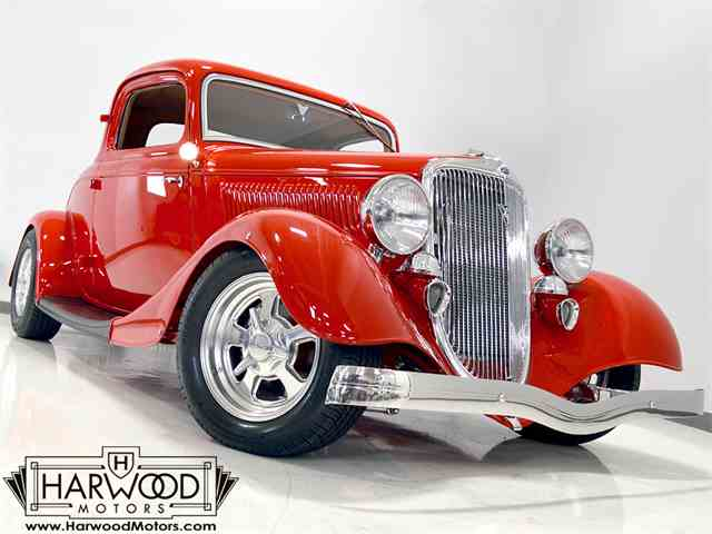 1934 Ford 3 Window | 936767
