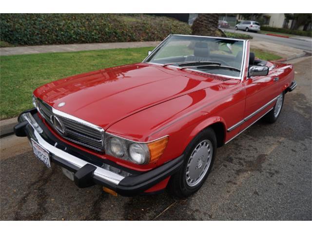 1988 Mercedes-Benz 560 | 936771