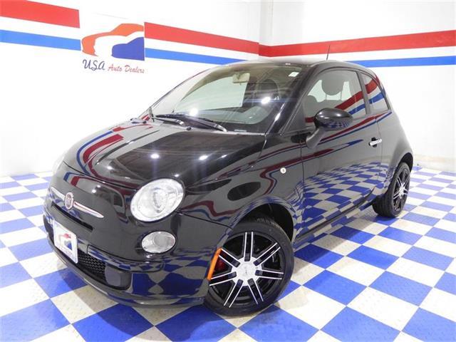 2012 Fiat 500L | 936778