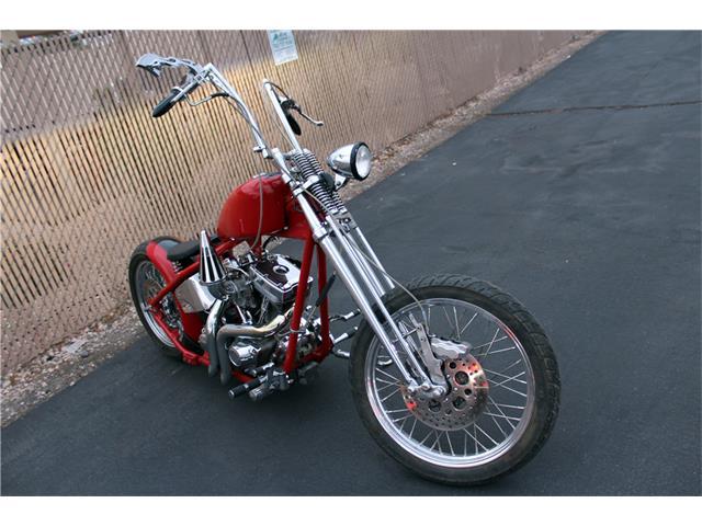 2002 Custom Motorcycle   936780