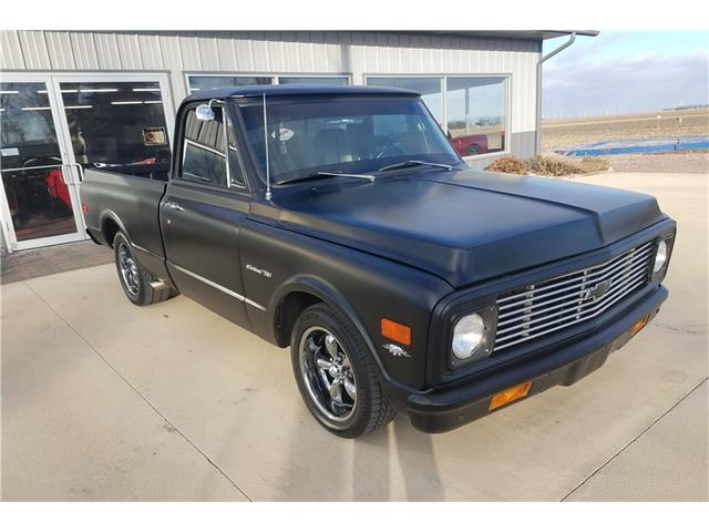1972 Chevrolet C/K 10   936786