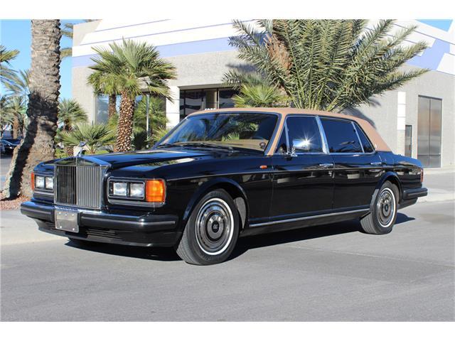 1989 Rolls-Royce Silver Spur | 936787