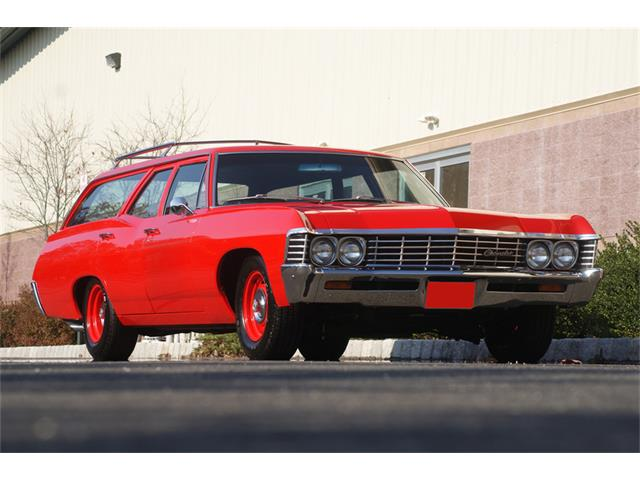 1967 Chevrolet Bel Air | 936791