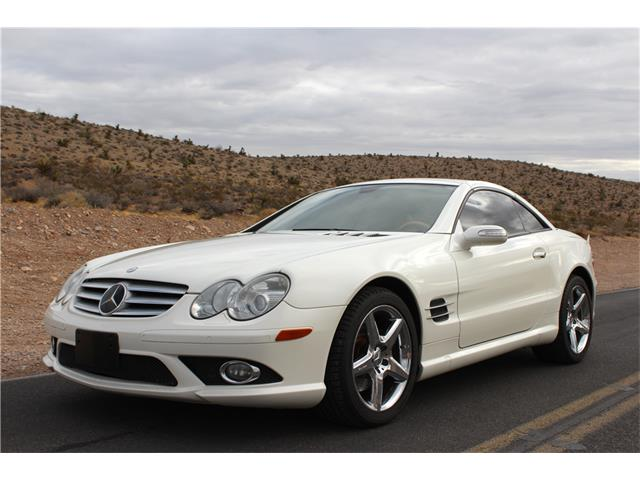 2007 Mercedes-Benz SL55 | 936796