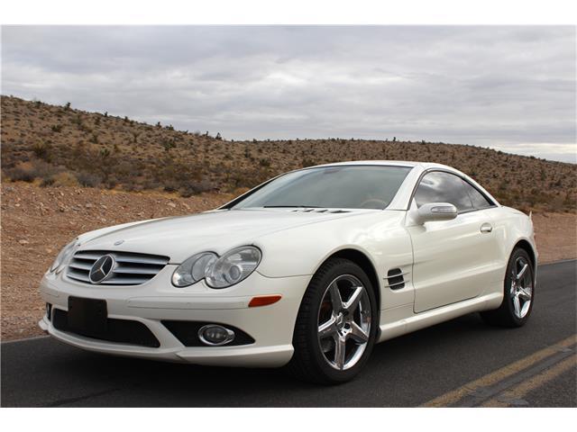 2007 Mercedes-Benz SL55   936796