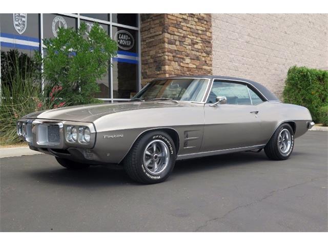 1969 Pontiac Firebird | 936804