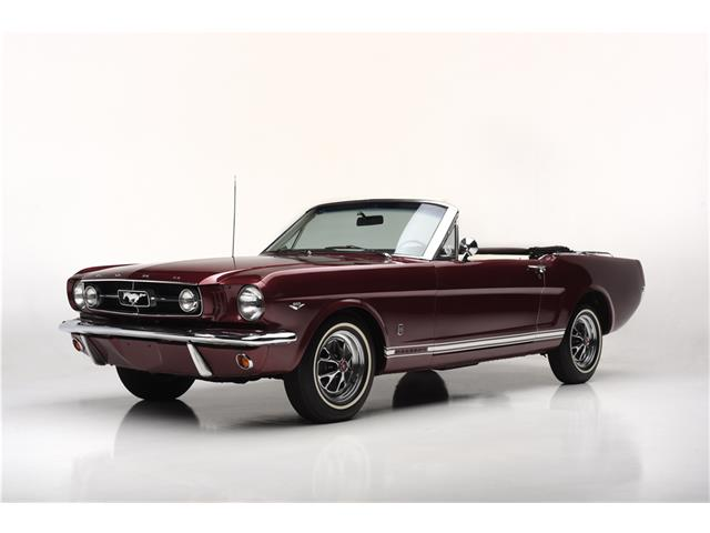 1965 Ford Mustang | 936813