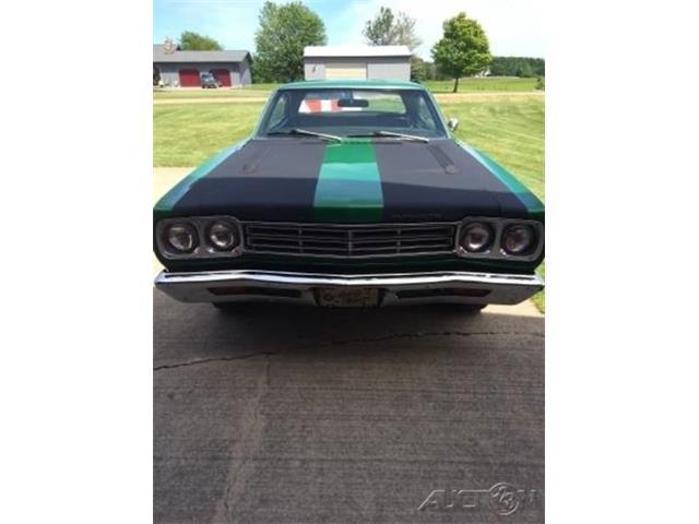 1969 Pontiac Road Runner | 930682
