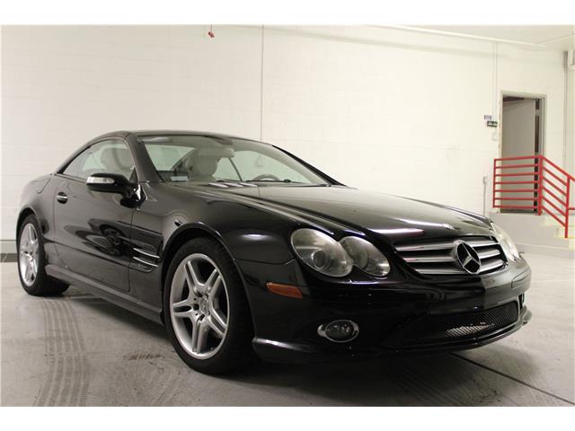 2007 Mercedes-Benz SL55 | 936835