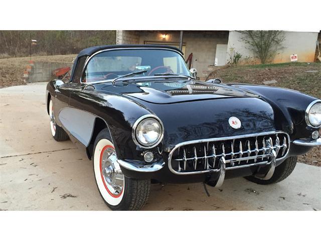 1957 Chevrolet Corvette | 936857