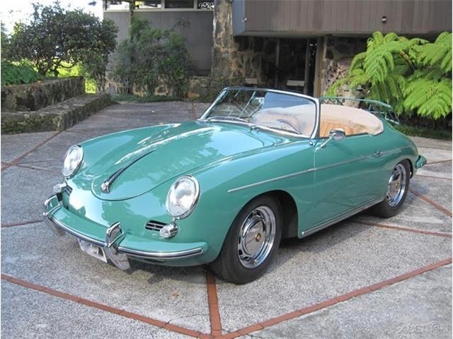 1961 Porsche 356B | 930686
